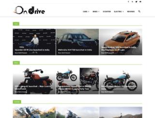 ondrive.in screenshot