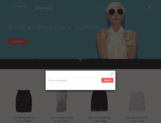 one2wear.co.uk screenshot