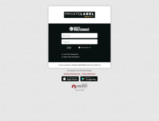 one702-connect.globalwolfweb.com screenshot