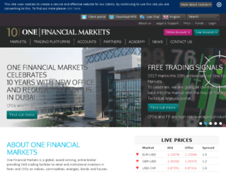 onecfd.com screenshot