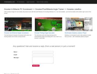 onekaraoke.com screenshot