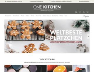 onekitchen.com screenshot