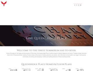 oneqrp.com screenshot