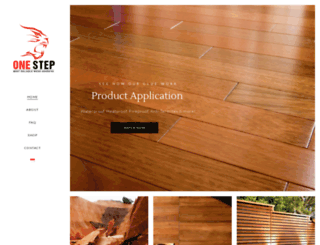 onestepglue.com screenshot