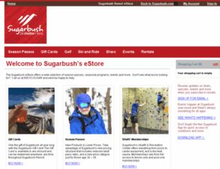 onestore.sugarbush.com screenshot