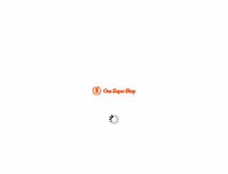 onesupershop.com screenshot