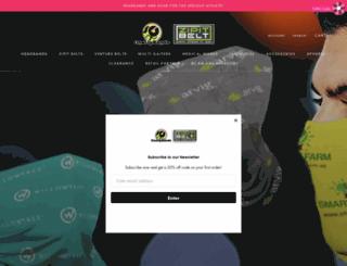 oneupbands.com screenshot