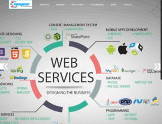 oneyestechnologies.com screenshot
