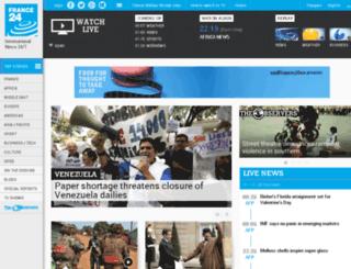 ongoingnews.france24.com screenshot