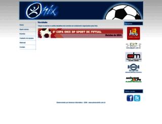 onixeventos.net screenshot