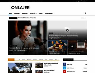onlajer.com screenshot