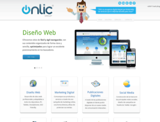 onlic.com screenshot