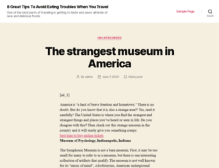 online-archaeology.com screenshot