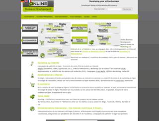 online-business-development.com screenshot