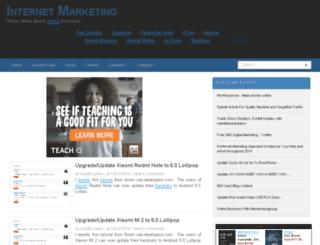 online-market.blogspot.com screenshot