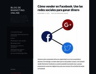 online-marketing.es screenshot