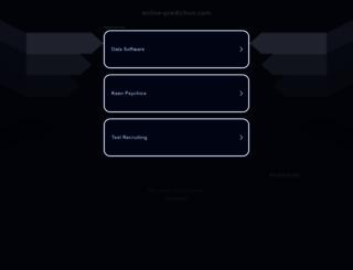 online-prediction.com screenshot