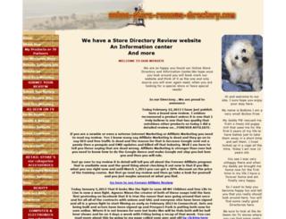 online-store-reviews-directory.com screenshot