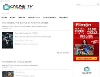 online-tvnetwork.com screenshot