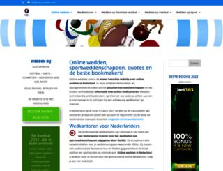 online-wedden.com screenshot