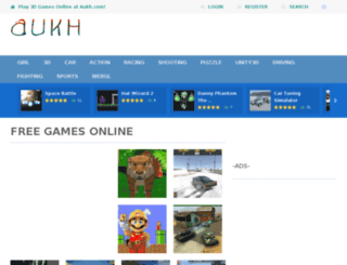 online3dgames.net screenshot