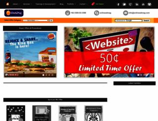 onlineadmag.com screenshot