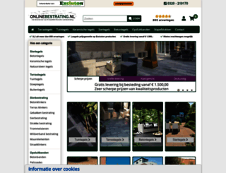 onlinebestrating.nl screenshot