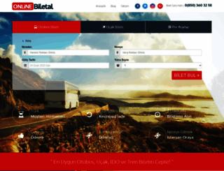 onlinebiletal.com screenshot