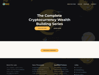 onlinecareeradvancement.com screenshot