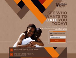 dating kenya singles
