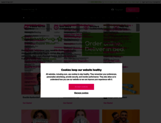 onlinedoctor.superdrug.com screenshot