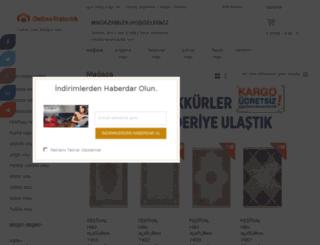 onlinehalicilik.com screenshot