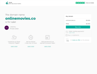 onlinemovies.co screenshot