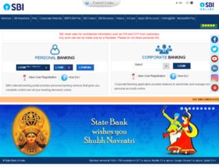 onlinesbh.com screenshot
