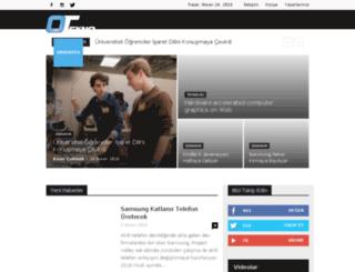 onlinetekno.com screenshot