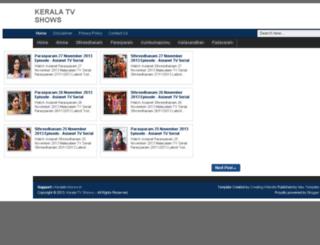 onlinetvreporter.blogspot.in screenshot