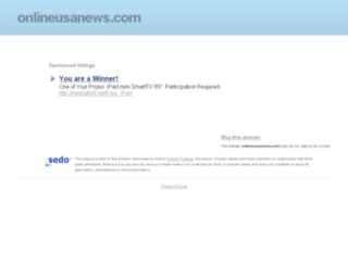 onlineusanews.com screenshot