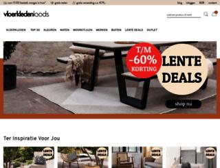 onlinevloerkleed.nl screenshot