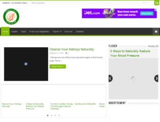onlyayurved.net screenshot