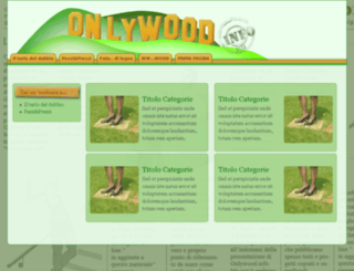 onlywood.info screenshot