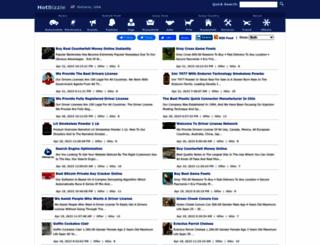 ontario.hotbizzle.com screenshot