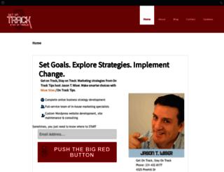 ontracktips.com screenshot