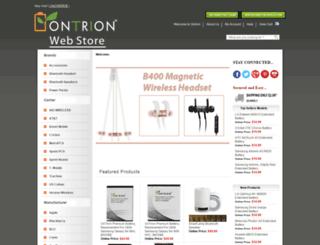 ontrion.com screenshot