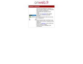 onweb.fr screenshot
