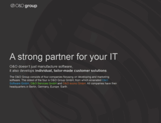 oo-group.com screenshot
