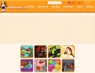 oogames.cc screenshot