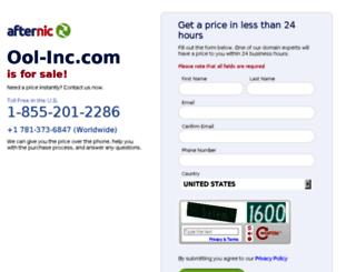 ool-inc.com screenshot