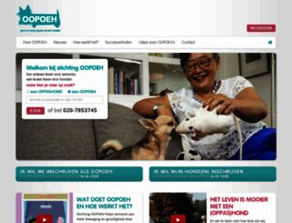 oopoeh.nl screenshot