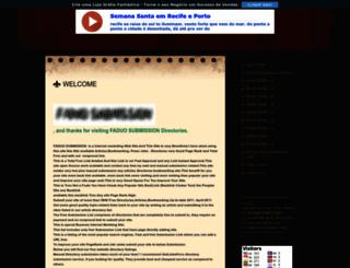 oosamsubmission.no.comunidades.net screenshot
