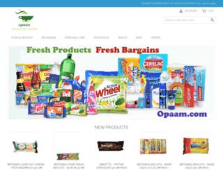 opaam.com screenshot